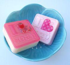I heart soap