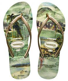 Boom Brazil! Oggetto-simbolo: le Havaianas!  http://www.creativeboysclub.com/