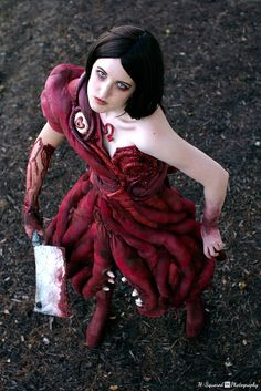 Alice Madness Returns: Fleshmaiden