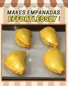 Baked Empanadas, Pepperidge Farm Puff Pastry, Mexican Dessert Recipes, Biryani Recipe, Cooking Gadgets, Food Preparation, Healthy Crockpot Recipes, Food Videos, Tasty Videos
