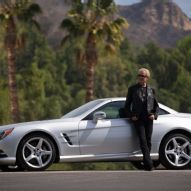 Celebrity Drive: Don Felder, Former Eagles Member, Grammy Winner - MotorTrend Eagles Members, Hotel California, Just Don, In Hollywood, Mercedes Benz, Friends, Celebrities, Gallery, Amigos
