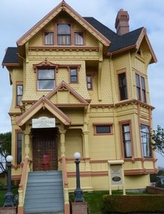 Carter House Inn Eureka, CA January 2-12th, 2015