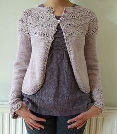 Really beautiful cardigan design by meghanaf, via Flickr