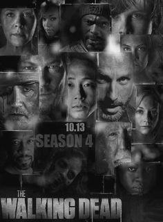 Horrorgrafia - The Walking Dead Season 4
