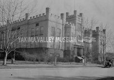 North Yakima High School, now where Davis sits