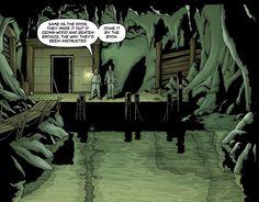 La Habitación Nº26: Providence de Alan Moore: Revisitando a Lovecraft y el Gótico Americano