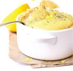 Slimming Mug Cakes: Frosted Lemon Poppy Seed Mug Cake