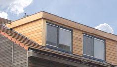 Afbeeldingsresultaat voor kunststof rabatdelen houtlook