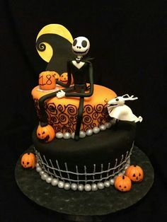 The nightmare before Christmas, Jack