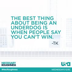 gallery for underdog quotes