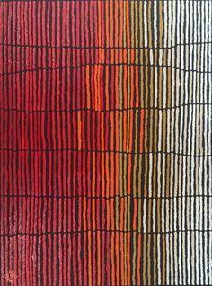 mitakuye-oyasinn: artpropelled: Kurun Warun Body Paint, 2015