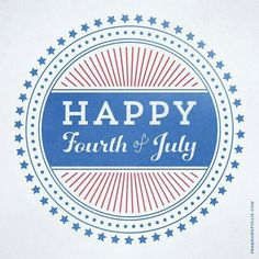 A few days early, but here's to our American neighbours. Happy Fourth of July! Happy Fourth Of July, 4th Of July, July Long Weekend, Independence Day, Custom Design, Shabby, Beautiful, Design Inspiration, Window