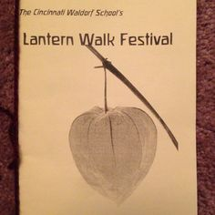 CWS Lantern Walk Songs cover art