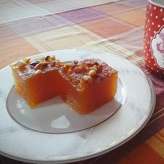 Γλυκές Τρέλες: Χαλβάς Φαρσάλων ή ο χαλβάς των πανηγυριών!!! Και νηστίσιμος και νόστιμος....!!!! Greek Cooking, Greek Recipes, Holiday Baking, Crockpot, French Toast, Deserts, Pudding, Sweets, Candy
