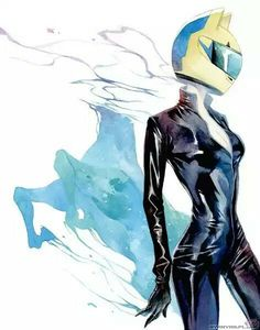 Celty cosplay