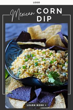 Mexican Corn Dip, Mexican Street Corn, Yummy Appetizers, Appetizers For Party, Appetizer Recipes, Corn Dip Recipes, Sweet Corn Soup, Potato Skins, Stuffed Peppers