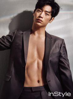 Seo Kang Joon Bares Abs in InStyle Korea's August Issue Ahn Jae Hyun, Kim Hyun, Joo Hyuk, Korean Star, Korean Men, Asian Actors, Korean Actors, Seo Kang Joon Wallpaper, Seo Kang Jun
