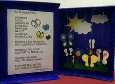 Trabalhando com poemas As borboletas Vinicius de Moraes  Crédito prof Gesandra super pin!