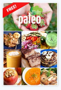 Try our free 14 Day Paleo Diet Meal Plan. The convenient meal plan includes breakfast, lunch, dinner, desserts and snacks for every day. Stop stressing about your food, and start enjoying the healthy energetic body, mental sharpness, and positive attitude you gain from eating only wholesome, natural ingredients that truly nourish. Get started right now!