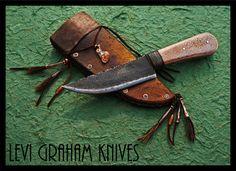 Copper Frontier Knife
