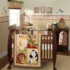 Baby Luv Baby Crib Bedding by Lambs & Ivy