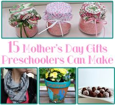 Mothers Day Gifts to Make With Preschoolers Childhood 101