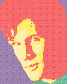 New to robinsdesign on Etsy: The Eleventh Doctor Cross Stitch Pattern PDF USD) Eleventh Doctor, Doctor Who, Counted Cross Stitch Patterns, Cross Stitch Embroidery, Famous Portraits, The Eleven, Cross Stitch Boards, Adult Crafts, Dmc Floss