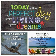Ready to live your life with no regrets and live life on your own terms? Ready to learn how to partner with the Doctors who created Proactiv and own your own virtual franchise? I would love to teach you how to be part of the best decision I have ever made!  http://iarman.myrandf.biz