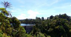Waitakere Dam, Auckland, New Zealand