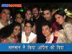 Salman Khan Ensures Star Studded Wedding For Arpita