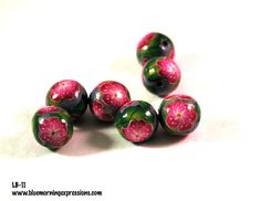 Handmade Polymer Clay Beads, Polymer Clay Beads for Sale, Jewelry Making Supplies
