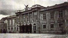1917- Estación de la sabana recien inaugurada #turisTIC #Bogota #clasica