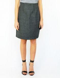 Kenzo - vintage wool skirt