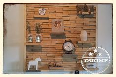Pin by Triomf Interieurs on Triomf Wand decoratie | Pinterest