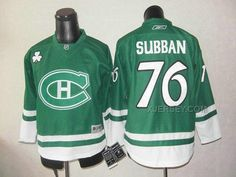 http://www.xjersey.com/canadiens-76-subban-green-jerseys.html Only$46.00 CANADIENS 76 SUBBAN GREEN JERSEYS #Free #Shipping!