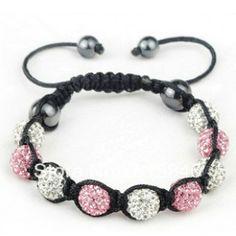 #Shamballa #Jewelry #Bracelets for Girl's Gift
