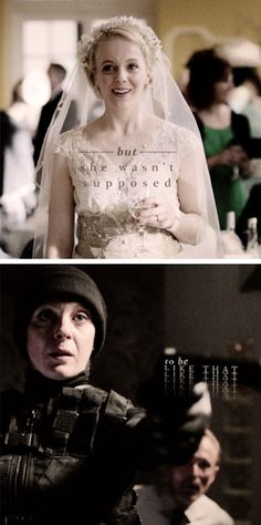 Mary Morstan: but she wasn't supposed to be like that. #sherlock