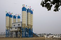 Singapore installation from China manufacturer HZS series concrete batching plant  Feel free to contact me by email: sales@haomei.biz or visit our website: www.haomeimachinery.com