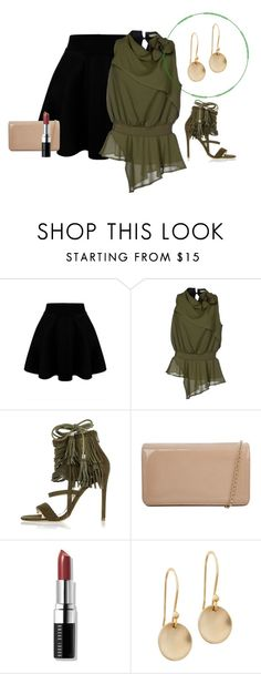 """""""Untitled #2898"""" by empathetic ❤ liked on Polyvore featuring No-Nà, River Island, Hobbs, Bobbi Brown Cosmetics, women's clothing, women, female, woman, misses and juniors"""