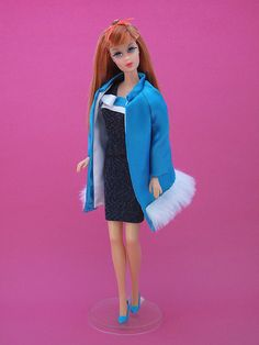 1967 Twist N Turn Barbie