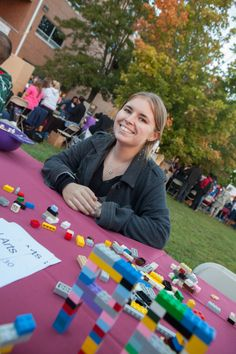 Student Activities Fair 2013
