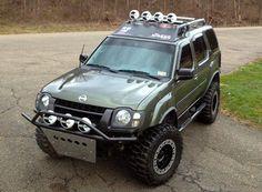 Nissan Xterra S/C $13,500 Possible