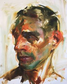 "Saatchi Art Artist Paul Wright; Printmaking, ""Red ear"" #art"