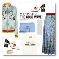 """""""Без названия #7325"""" by bliznec ❤ liked on Polyvore featuring Gucci, SPINELLI KILCOLLIN and gucci"""