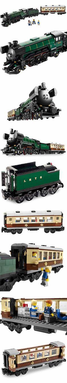 10194 Emerald Train