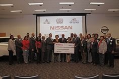 Nissan donates $250000 to Mississippi HBCUs