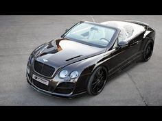 How Its Made Dream Cars s01e10 Bentley Continental GT Speed - YouTube