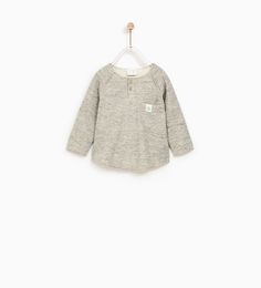 DOUBLE SIDED T-SHIRT-T-SHIRTS-BABY BOY | 3 months - 4 years-KIDS | ZARA United States