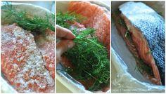 Gravlax, il salmone marinato alla svedese