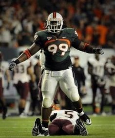 Marcus Forston Miami Hurricanes Football Defensive Tackle  >>>  click the image to learn more...